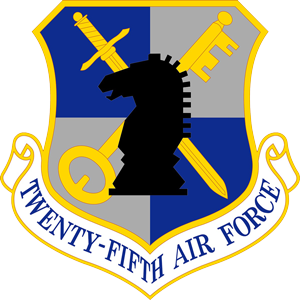 Twenty-Fifth Air Force
