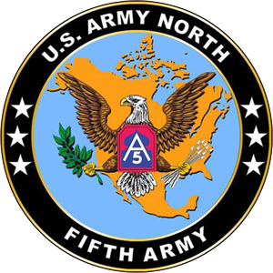 US Army North Fifth Army